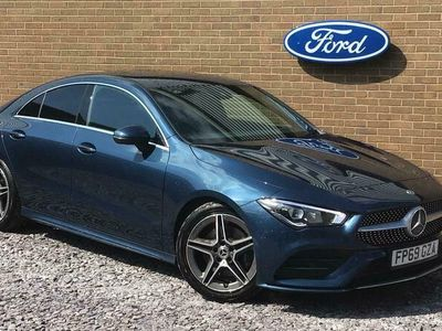 used Mercedes CLA200 AMG Line 4dr Tip Auto