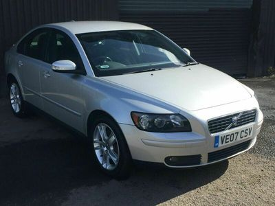 used Volvo S40 2.4 D5 SE Geartronic 4dr