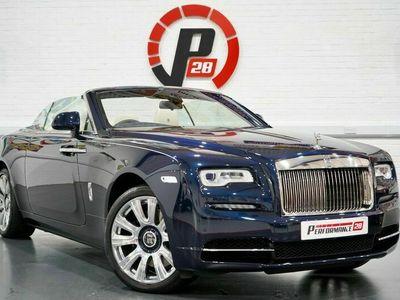 used Rolls Royce Silver Dawn 6.6 V12 Auto 2dr (4 seat)