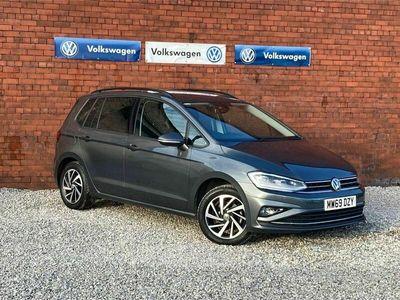 used VW Golf Sportsvan HATCHBACK 1.5 TSI EVO 150 Match Edition 5dr DSG