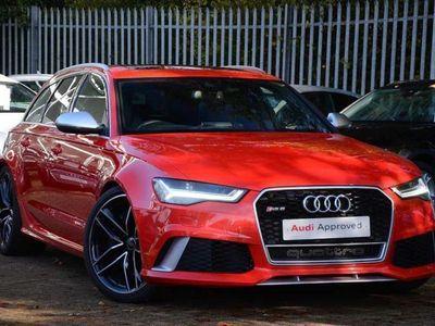used Audi RS6 RS6 Avant Avant Rs 6 4.0 Tfsi Quattro 605 Ps Tiptronic 8-Speedavant