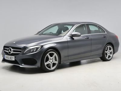 used Mercedes C250 C CLASS 2016 Marsh Barton Trading EstateAMG Line 4dr Auto