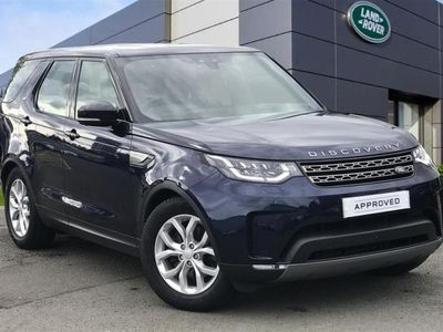 used Land Rover Discovery 3.0 TD V6 SE SUV 5dr Diesel Auto 4WD (s/s) (258 ps)