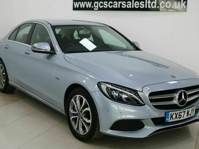 used Mercedes C350e C Class 2.06.4kWh Sport G-Tronic+ (s/s) 4dr