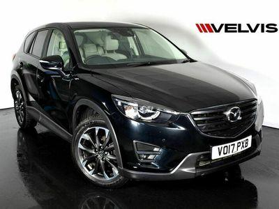 used Mazda CX-5 2.2 TD Sport Nav AWD (s/s) 5dr