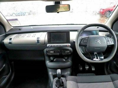 used Citroën C4 1.6 BlueHDi Flair 5dr