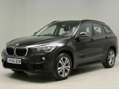 used BMW X1 sDrive 18d Sport 5dr For Sale Reg:HY66 BZM