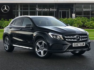 used Mercedes GLA200 GLAAmg Line Executive 5Dr Auto
