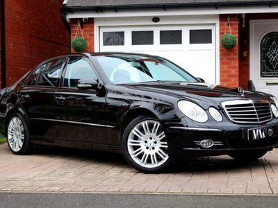used Mercedes E280 E ClassCDI Sport 4dr Tip Auto - 1 OWNER + FULL MERCEDES SERVICE
