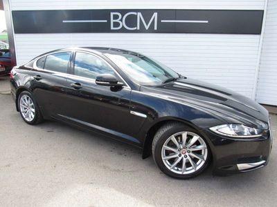 used Jaguar XF 3.0 TD V6 Premium Luxury (s/s) 4dr