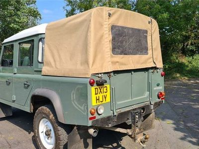 used Land Rover Defender Double Cab PickUp TDCi [2.2]