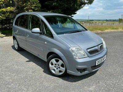used Vauxhall Meriva 1.4 i 16v Breeze 5dr
