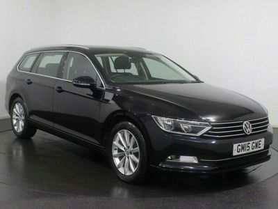 used VW Passat 1.6 SE TDI BLUEMOTION TECHNOLOGY 5d 119 BHP Adaptive Cruise Control Bluetooth DAB Digital Radio Par