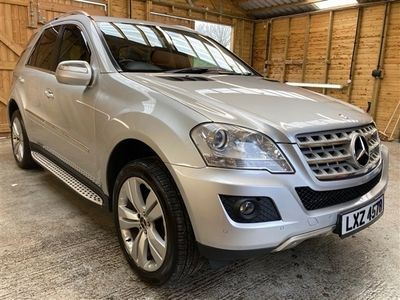 used Mercedes ML280  M ClassCDI SPORT Auto 5-Door Finance Available