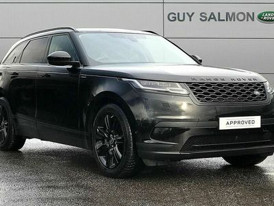 used Land Rover Range Rover Velar D300 HSE 4dr Auto 3.0