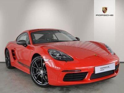 used Porsche Cayman 2.0 T 2dr 2019