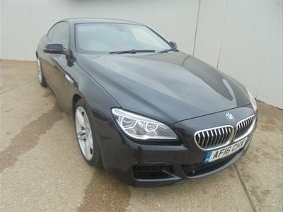 used BMW 640 6 Series i M Sport 2dr Auto