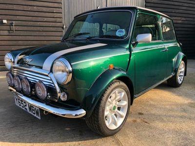 used Austin Mini Classic Cooper Sport 2 Door Saloon