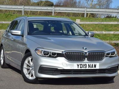 used BMW 520 5 Series d SE Touring 2.0 5dr