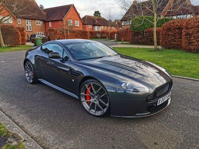 used Aston Martin Vantage 6.0 V12 2dr (EU4)
