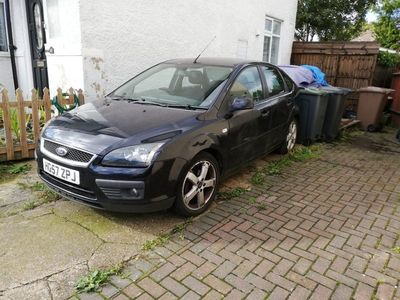 used Ford Focus 1.6 Zetec Climate 5dr