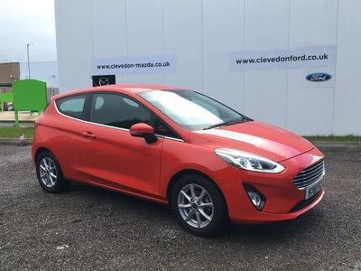 used Ford Fiesta 1.0T EcoBoost Zetec (s/s) 3dr