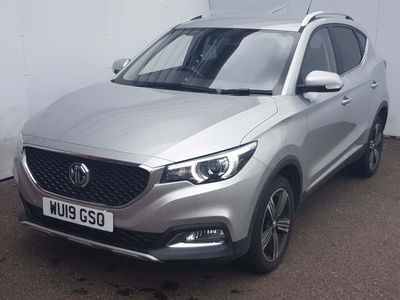 used MG ZS 1.5 VTi-TECH Exclusive (s/s) 5dr
