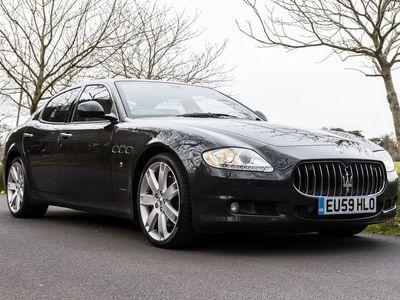 used Maserati Quattroporte 4.7 S 4dr