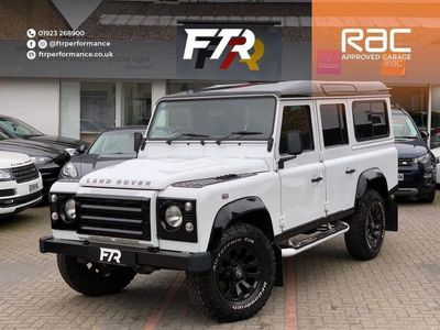 used Land Rover Defender 2.2 TD XS STATION WAGON 122 BHP