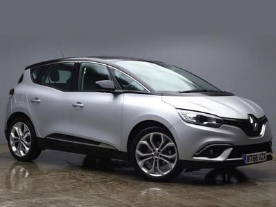 used Renault Scénic 2018 Stoke On Trent 1.3 TCE 140 Play 5dr