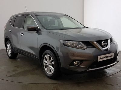 used Nissan X-Trail 1.6 dCi Acenta [Smart Vision Pack] 5dr