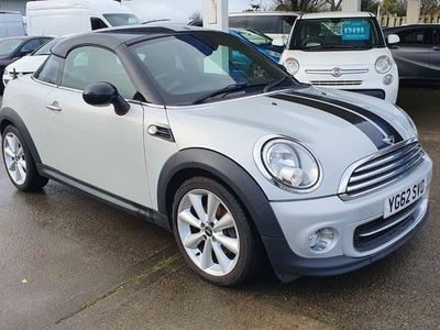 used Mini Cooper Coupé 1.6 2-Door