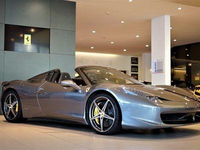 used Ferrari 458 Spider 2dr Auto [HELE] 4.5