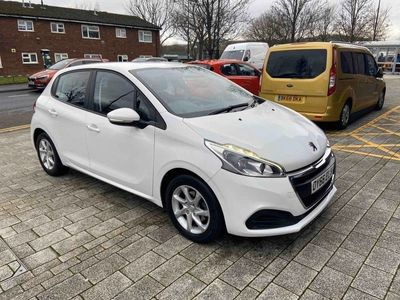 used Peugeot 208 1.2 PureTech Active Hatchback 5dr Petrol (82 ps)