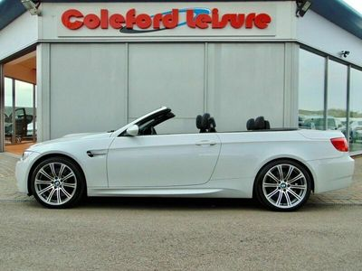 used BMW M3 Cabriolet M3 2dr DCT