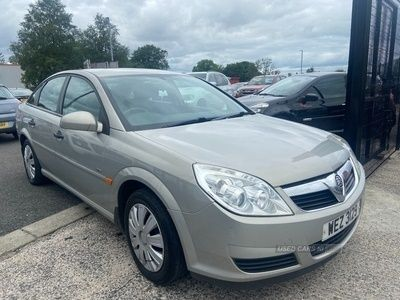 used Vauxhall Vectra LIFE