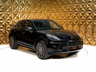 used Porsche Macan Turbo 2.9T V6 PDK 4WD (s/s) 5dr