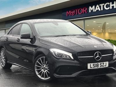 used Mercedes 180 CLA ClassAMG LINE