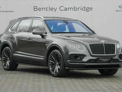 used Bentley Bentayga 6.0 W12 Speed Auto 4WD 5dr 5 Seat