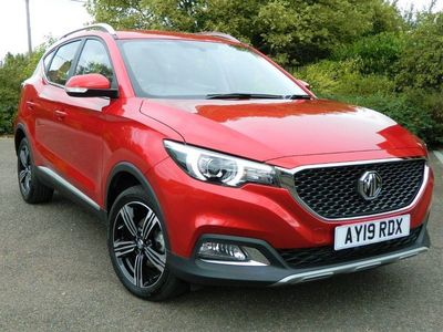 used MG ZS 1.0T GDi Exclusive 5dr DCT suv 2019