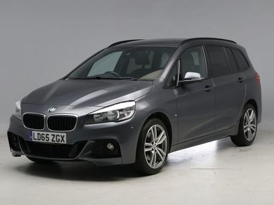 used BMW 220 2 Series i M Sport 5dr Step Auto - 7 SEATS - HEATED LEATHER - DRIVING MODES
