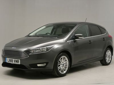 used Ford Focus 1.5 TDCi 120 Zetec Edition 5dr - APPLE CARPLAY - BLUETOOTH AUDIO - 16IN ALL