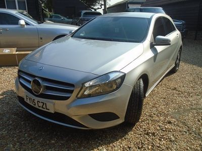 used Mercedes A180 A-Class Hatchback(1.5) CDI SE 5d Auto