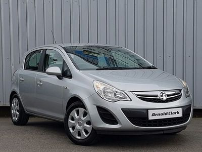 used Vauxhall Corsa 1.2 Exclusiv 5dr [AC]