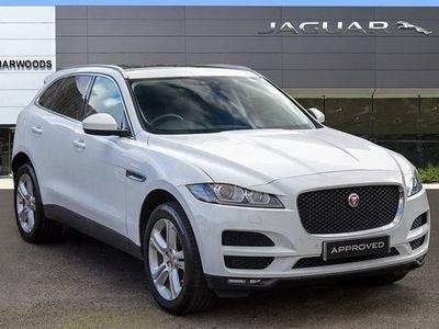 used Jaguar F-Pace 2.0D Portfolio 5Dr Auto Awd