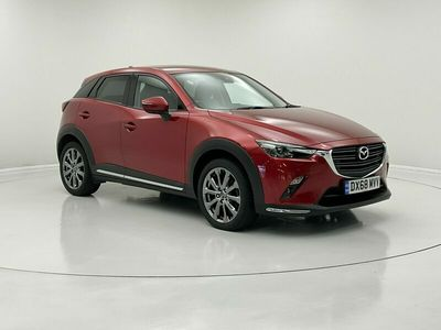 used Mazda CX-3 2.0 Sport Nav + 5dr [Safety + Leather Pack]