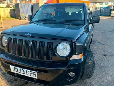 used Jeep Patriot 2.4 Sport 5dr