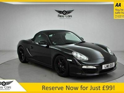 used Porsche Boxster 2.9 987 PDK 2dr