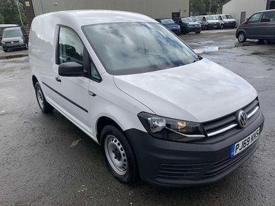 used VW Caddy Van 2.0 TDI (102PS) C20 Startline BMT P/Van