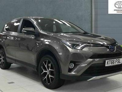 used Toyota RAV4 2.5 VVT-h Icon CVT 4WD (s/s) 5dr (Safety Sense, Nav)